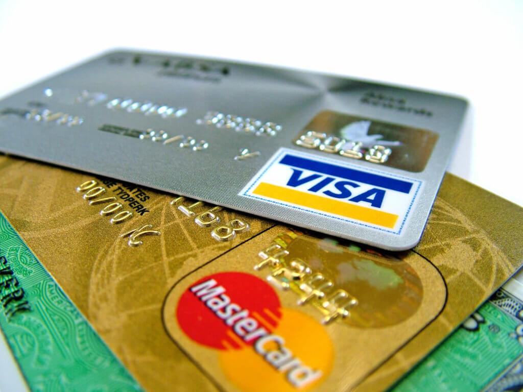 Luottokortti maksuvälineenä kasinosivuilla