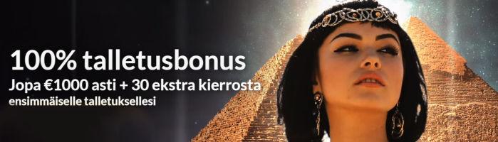 Templenile Casino bonus